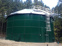 Tank Cowichan Valley